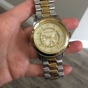 Michael Kors oversized women's watch